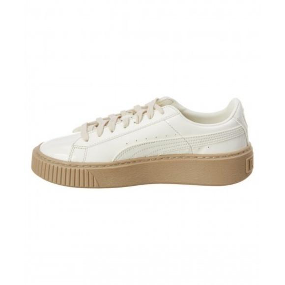 PUMA Basket Platform Marshmallow Patent Women Shoe. NWT. Puma.  M 5ba3a53fd6dc52995252e9c8. M 5ba3a53f04e33d6f5a58d4ac.  M 5ba3a53fa31c3384fe782cf0 b1f67928d